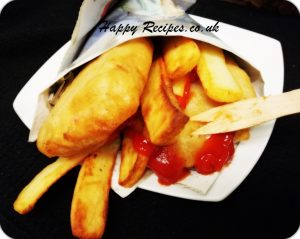 Fish and Chips - Classic recipe