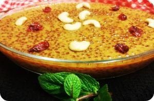 sawu pudding